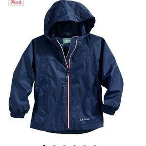 L.L. Bean Jackets & Coats - L.L. Bean Toddlers' Discovery Rain Jacket